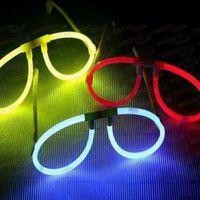 Светящиеся очки (разные цвета)