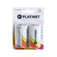 Батареки OMEGA Alkaline PRO D size LR20 Blister2