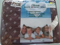 Одеяло 170*210 сатин