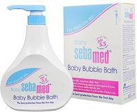 Sebamed Baby Spumă pentru baie pentru copii 500ml