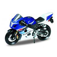 Welly Коллекционные мотоциклы Welly 1:18 на подставке 6 моделей