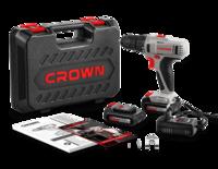 Шуруповерт аккумуляторный 12 V (1,5 Ah)  Crown CT21052LH-1.5 BMC