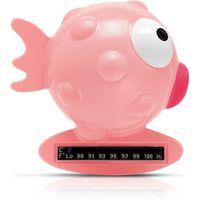 Chicco термометр для ванной Рыбка Pink