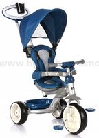 Chipolino Трицикл Denver TRKDE0163BL голубой