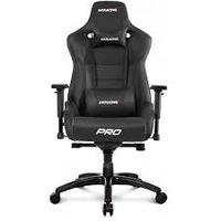 Игровое кресло AKRacing Master Pro AK-PRO-BK Black,