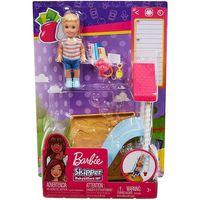 Păpușa Barbie Babysitters (FXG94)