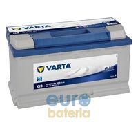 12V 95 AH VARTA 800A(EN) 353x175x190