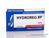 Hidroreg BP pulb./sol. orala 18,9 g N10 (Balkan)