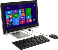 "cumpără All-in-One PC - 19.5""  ACER Aspire ZC-700 FullHD (DQ.SZ9ME.003) Intel® Pentium® N3700 up to 2,4 GHz, 4Gb DDR3 RAM, 500Gb HDD, DVDRW, Card Reader, Intel® HD Integrated Graphics, Wi-Fi/BT, Gigabit LAN, 65W PSU, FreeDOS, USB KB/MS, Black în Chișinău"