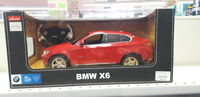 Машина р/у RASTAR 1:14 BMW X6, Код 31400