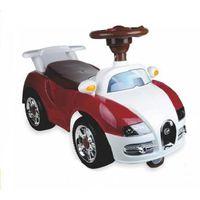 Машина детская ALEXIS UR-7628 Red/white