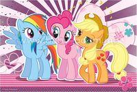 "BS 16228 Trefl Puzzle - ""100"" - Friends / My Little Pony"