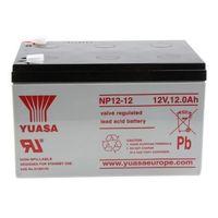 Yuasa NP12-12-TW, Battery 12V 12AH
