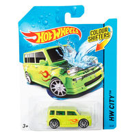 Mattel Hot Wheels Машинка Color Shifters