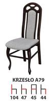 Деревянный стул A79