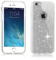Fashion Case Rose Series Iphone 7 Sparkle, Silver