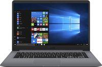 """NB ASUS 15.6"""" S510UA Grey (Core i3-7100U 4Gb 256Gb) 15.6"""" Full HD (1920x1080) Non-glare, Intel Core i3-7100U (2x Core, 2.4GHz, 3Mb), 4Gb (1x 4Gb) PC4-17000, 256Gb M.2, Intel HD Graphics, HDMI, 802.11ac, Bluetooth, 1x USB 3.1 Type C, 1x USB 3.0, 2x USB 2.0, Card Reader, Webcam, Fingerprint, Endless OS, 3-cell 42 WHrs Battery, 1.7kg, Grey Metal"""