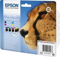 Картридж струйный Epson T0715 Multipack Original