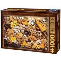 Cookie-uri Puzzle 1000 Vintage, cod 41367