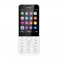 Nokia 230 Duos, Silver