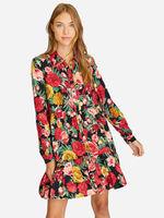 Платье Stradivarius Цветочный принт 6370/653/146