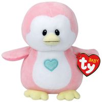 Ty Penny Pink Penguin 17cm (TY32156)