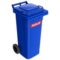 купить Контейнер для мусора 120 л, синий в Кишинёве
