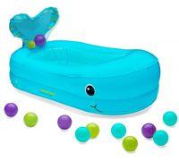 Надувная ванночка с шариками Infantino