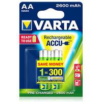 cumpără Acumulator Varta Mignon Accu 2600 mAh AA (2buc) în Chișinău