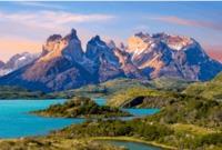 Castorland Torres del Paine, Patagonia, Chile C-150953
