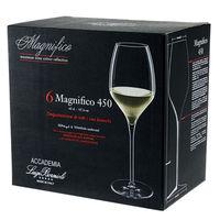 Набор из шести бокалов для вина Magnifico 450 мл