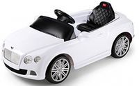 Rastar Bentley GTC White