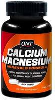 QNT Calcium Magnesium 60tab