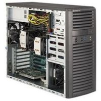 SuperServer SYS-7037A-IL, E5-2420V2 2.2GHz 8Gb 1Tb DVDRW