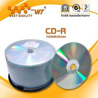 Диски Freestyle CD-R   Printable 100Spindle,700MB, 52x, FF, White Inkjet Printable