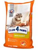 Клуб 4Лапы для кошек ,кролик ,14кг