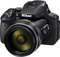 Фотоаппарат компактный Nikon Coolpix P900 Black