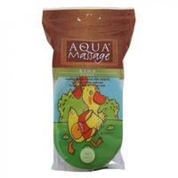 Детская мочалка для тела с рисунком Aqua Massage Kids Funny