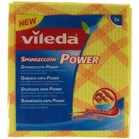 VILEDA LAVETA SPONGE CLOTH POWER 3BUC
