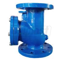 купить Обратный клапан dn200 фланцевый шаровый -  pn10, L=500mm (8-22) Wato 8 отверстий в Кишинёве
