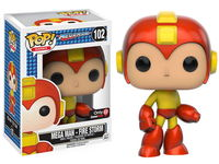 POP! Vinyl Mega Man Fire Storm