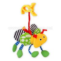 """Baby Mix  EF-TE-9188-12 Игрушка для  путешествий """"Пчелка"""""""