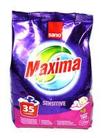 Порошок для стирки Sano Maxima Sensitive 1,25 кг