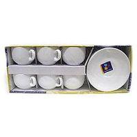 Набор чашки с блюдцами LUMINARC PEPS L63368