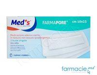 Pansament-emplastru steril hipoalergic 10cmx23cm N3 (Med'S)(1206321023M)( TVA 20%)