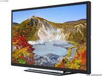 "24"" LED TV Toshiba 24W3753DG, Black (1366x768 HD Ready, SMART TV, 100 Hz, DVB-T2/T/C) (24"", 60 cm, Black, HD Ready, 100Hz, SMART TV (Opera OS), 2 HDMI, 1 USB  (foto, audio, video, USB recording), DVB-T/T2/C, OSD Language: ENG, RU, RO, Speakers 2x2.5W, 2.8 kg, VESA 100x100)"