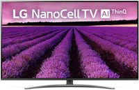TV  LED LG 65SM8200PLA, Black