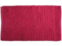 Коврик для ванной комнаты 50X80cm розовый, хлопок