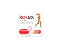 Ежедневные прокладки Kotex Active, 16 шт.