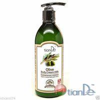 Крем-молочко для тела «Солнечные оливки» 350г